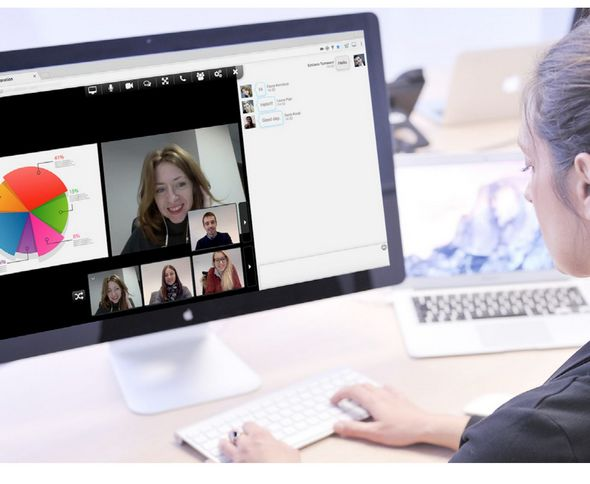 VoIP, Chat, Video, Collaboration Desktop Sharing